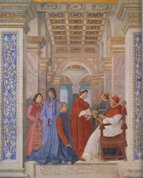 The Family of Ludovico Gonzaga